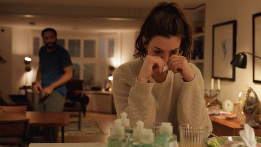 Кадр из фильма «Локаун» (2021)
