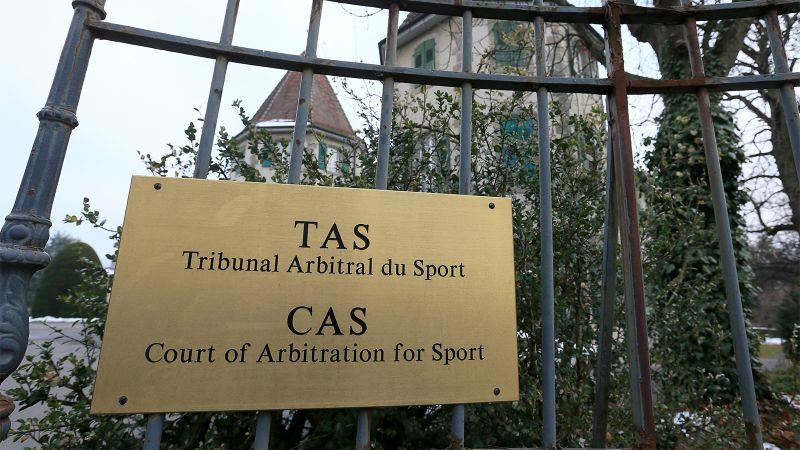 Организаторы Игр в Токио обозначили российских теннисистов как RUS и нарушили решение CAS