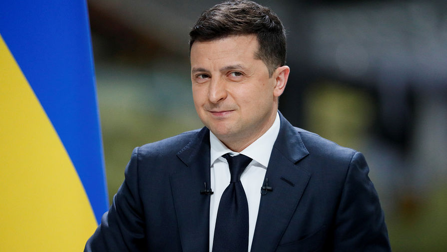 Зеленский заявил, что за время его президентства на Украине исчезнут олигархи
