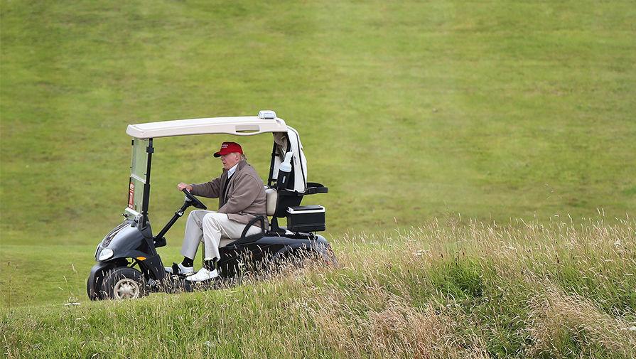 Следователь по «российскому делу» перепоручил ФБР дело о нелегалах в гольф-клубе Трампа