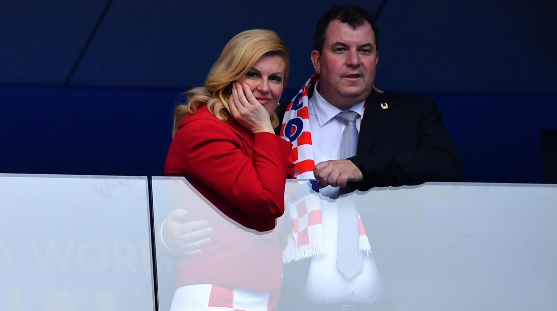 Колинда Грабар-Китарович и ее муж Яков Китарович