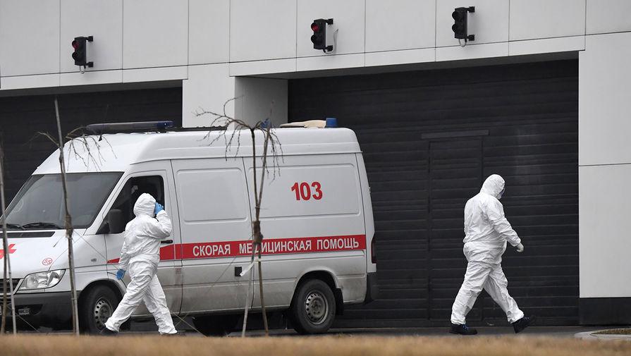 В Москве за сутки скончались 37 пациентов с COVID-19