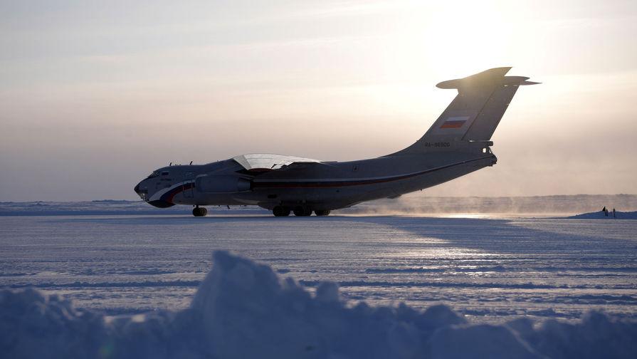 Лед и пламень: Россия может построить в Арктике новые аэродромы