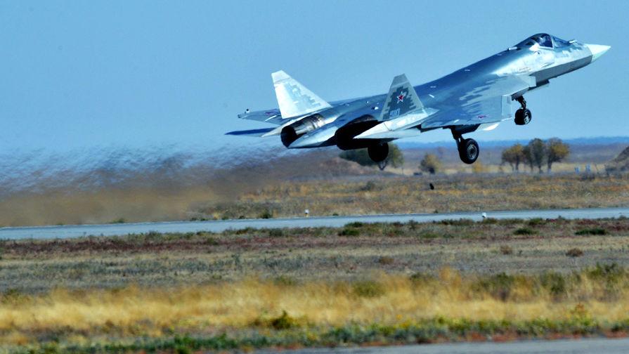Начало серии: Минобороны получит первый Су-57 в декабре