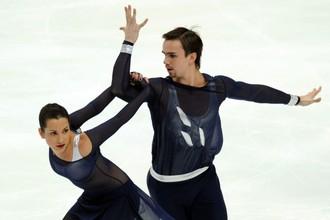 Питерские фигуристы достойно дебютировали на чемпионате Европы