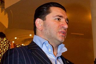 Предприниматель Михаил Мирилашвили