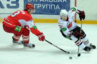 «Спартак» завершил выездное турне поражением в Омске