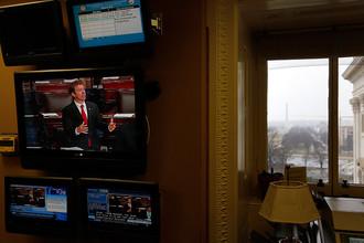 Конгрессмен Рэнд Пол выступал в Сенате 11 часов подряд, чтобы блокировать утверждение главы ЦРУ