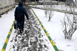Пару раз за неделю выпадет мокрый снег