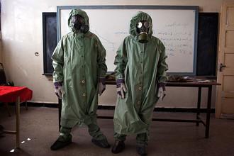 Вывоз химического оружия из Сирии, запланированный на 31 декабря не сможет быть осуществлен в назначенные сроки