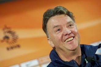 Луи ван Гал может возглавить «Манчестер Юнайтед» после чемпионата мира по футболу