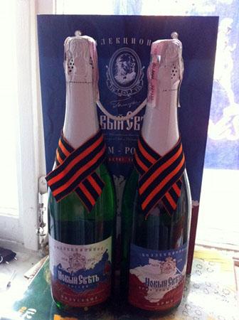 Коллекционная партия шампанского из Нового Света
