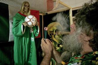 «Футбольный ритуал» мексиканского колдуна