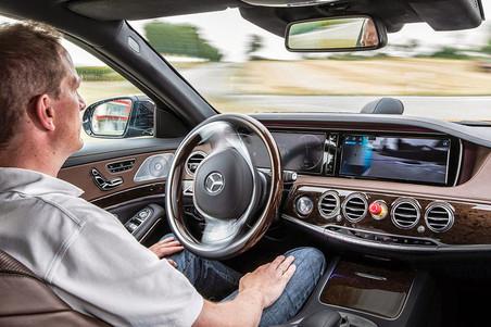 Автомобили-беспилотники будут экономить время и деньги