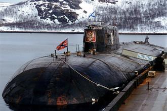 Атомная подводная лодка «Курск», 1999 год