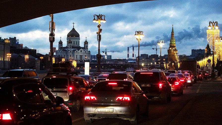 Объемы экспорта предприятий Москвы выросли в 2020 году на 31%