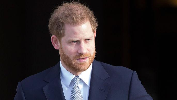 «Совсем потерялся»: оплошность принца Гарри возмутила американцев и британцев
