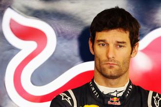 Марк Уэббер стал четвертым на Гран-при Абу-Даби