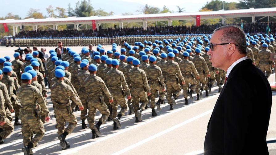 Spiegel: Эрдоган попал в Сирии в неловкое положение