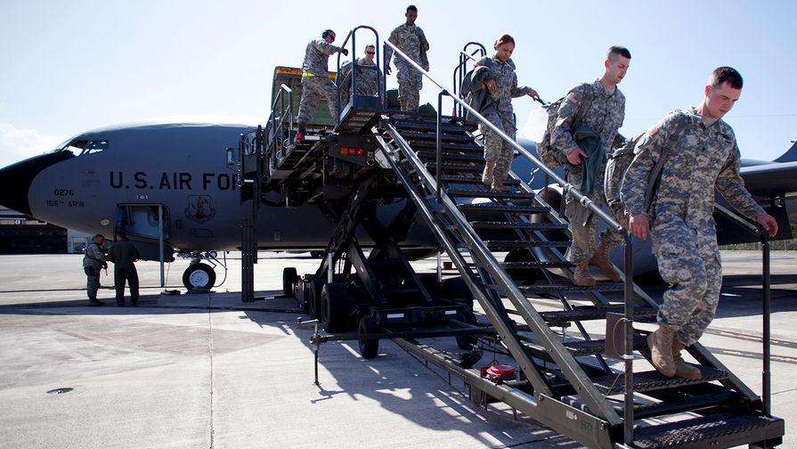 «Есть хорошие места»: Меркель призвала США не выводить войска