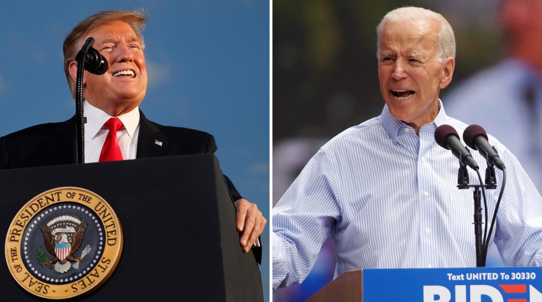Трамп удивлен недовольством после его слов о низком IQ Джо Байдена