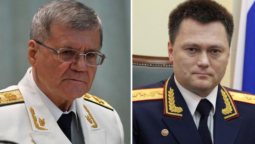 Краснов может сменить Чайку на должности генерального прокурора