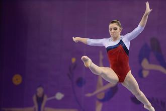 Двукратная олимпийская чемпионка Алия Мустафина