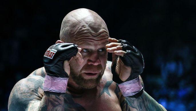 Российский боец UFC Магомед Анкалаев