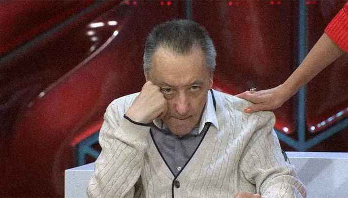 Николай Зиновьев в программе «Пусть говорят», 2018 год