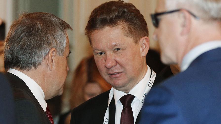 Миллер рассказал о препятствии для транзита газа через Украину