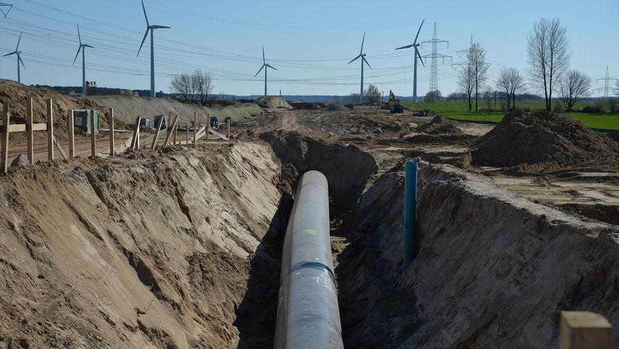 Завершение строительства «Северного потока — 2» могут перенести