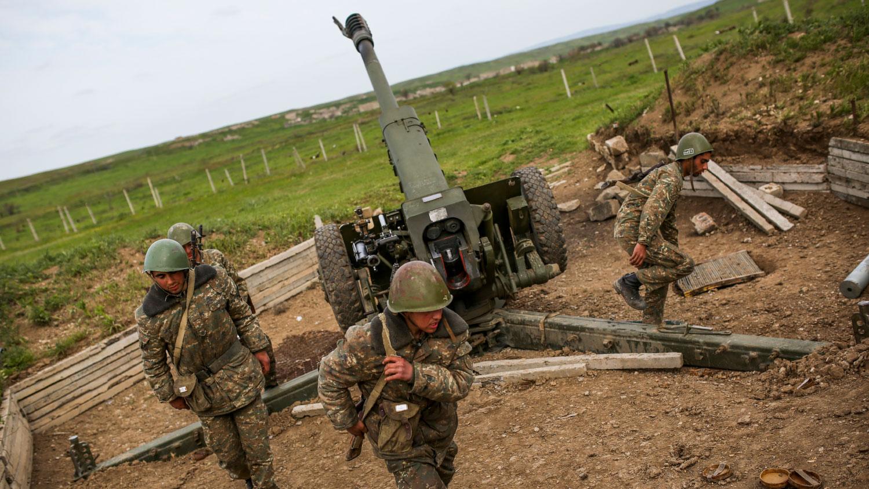 Ситуация в Нагорном Карабахе, на 6 октября: Армения и Азербайджан продолжают обвинять друг друга в обстрелах городов