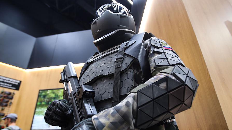 Google Glass на поле боя: как в США видят российскую экипировку
