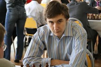 Сергей Карякин одержал третью победу