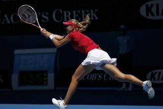 Выступление 23-летней Екатерины Макаровой стало сенсацией Australian Open