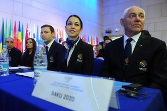 Представители Баку