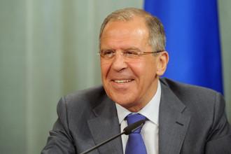 Глава МИД Сергей Лавров остается незаменимым на своей должности уже восемь лет.