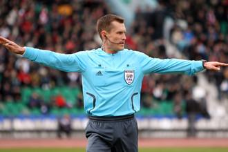 Владислав Безбородов рассудит матч Лиги Европы между «Бордо» и «Брюгге»
