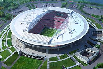 Новый стадион «Зенита» примет не только матчи ЧМ-2018, но, возможно, и Евро-2020