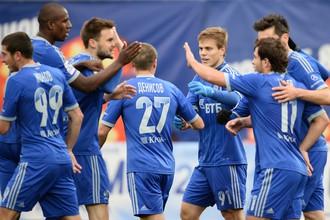 «Динамо» одержало победу на классе над «Крыльями Советов»