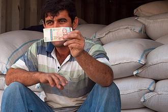На Московской бирже будут торговать таджикской валютой