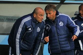 Иных уж нет... Дан Петреску и Дмитрий Хохлов