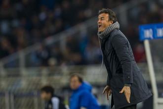 Луис Энрике возвращается в «Барселону» главным тренером