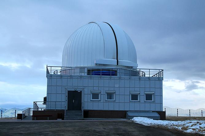Башня 2,5-метрового телескопа
