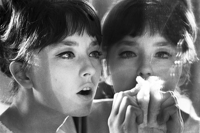 Анастасия Вертинская, 1966 год