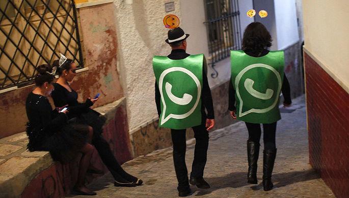 Еще одна дыра: хакеры похищали данные через WhatsApp