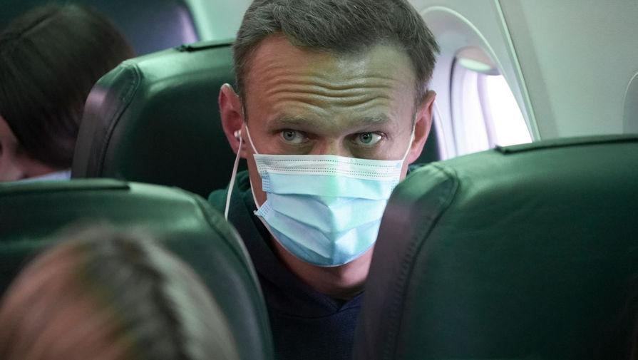 ФСИН разъяснила задержание Навального