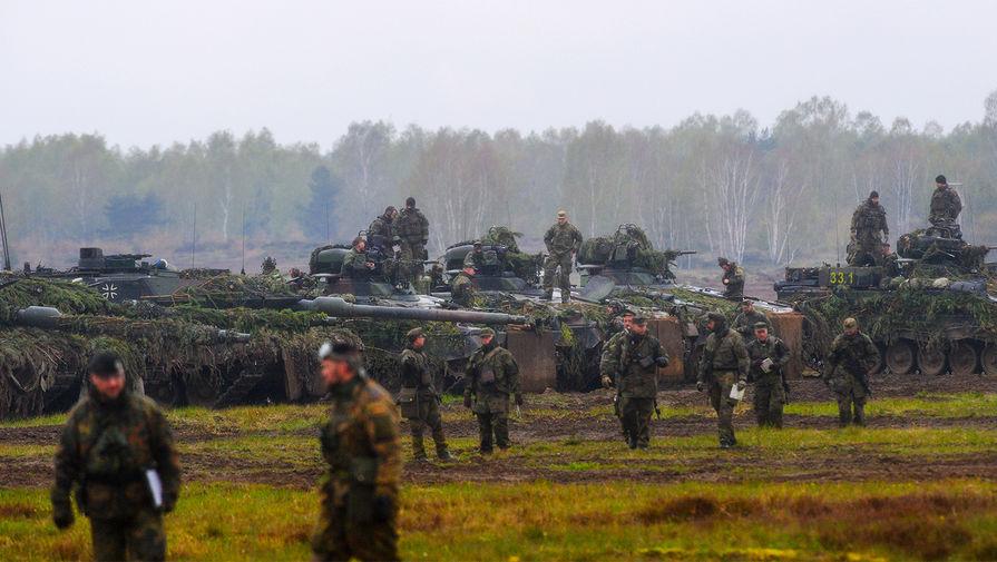 «Вечная проблема»: Германии не хватает денег на новый танк и истребитель
