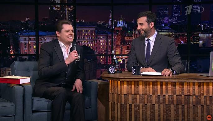 «Разношу законы телевидения в пух и прах»: Понасенков рассказал о съемках у Урганта