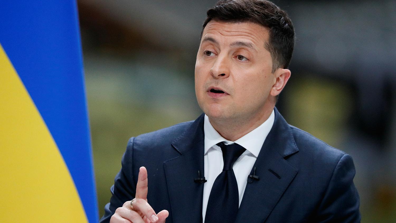 """Зеленский подтвердил готовность вести переговоры в """"нормандском формате"""""""